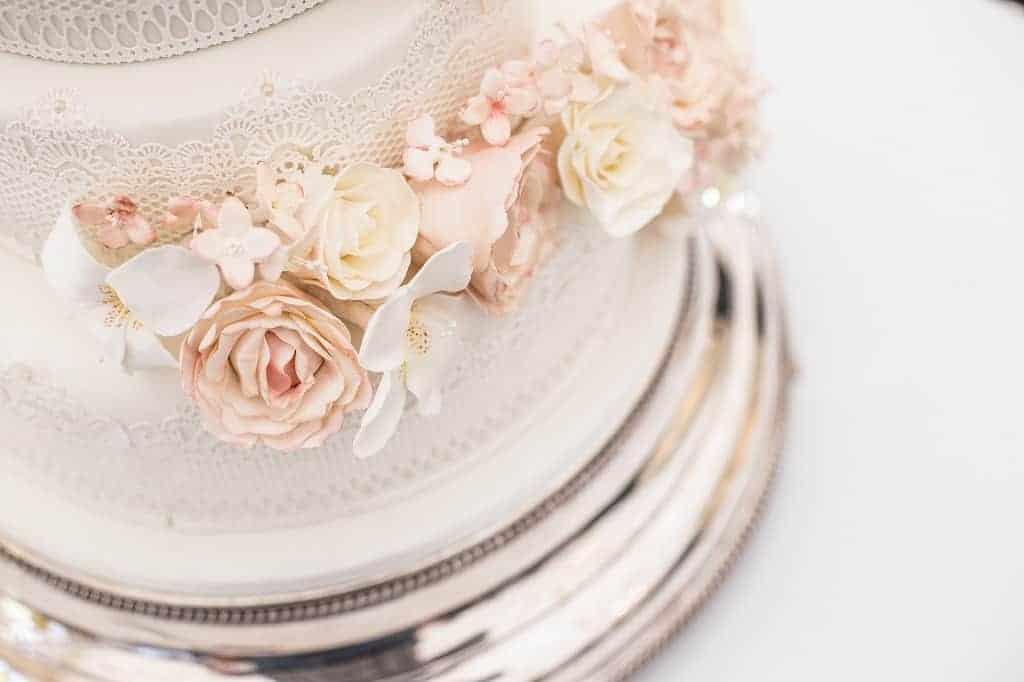The History Of The Wedding Cake Holmewood Hall