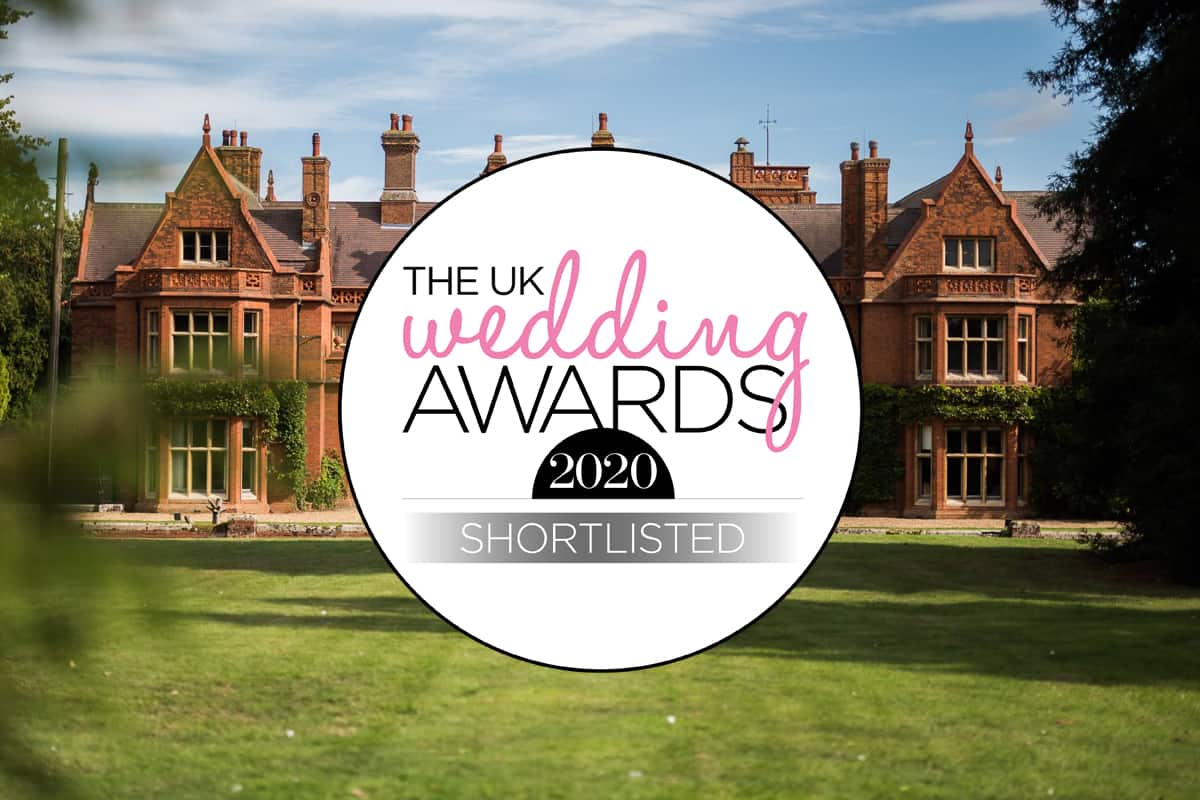 Vote for Holmewood Hall as Best New Venue - UK Wedding ...